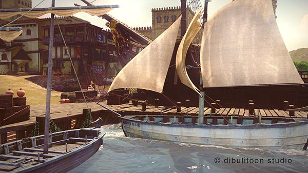 puerto-sevilla-animacion-3d
